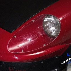 G Nose Headlight Covers
