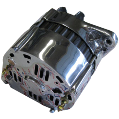60 Amp Alternator (Polished)