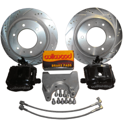 Rear Wilwood Brake Set w/ E Brake