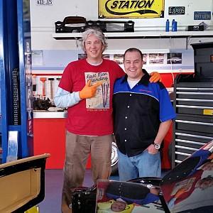 Wheeler Dealers 240z Restoration