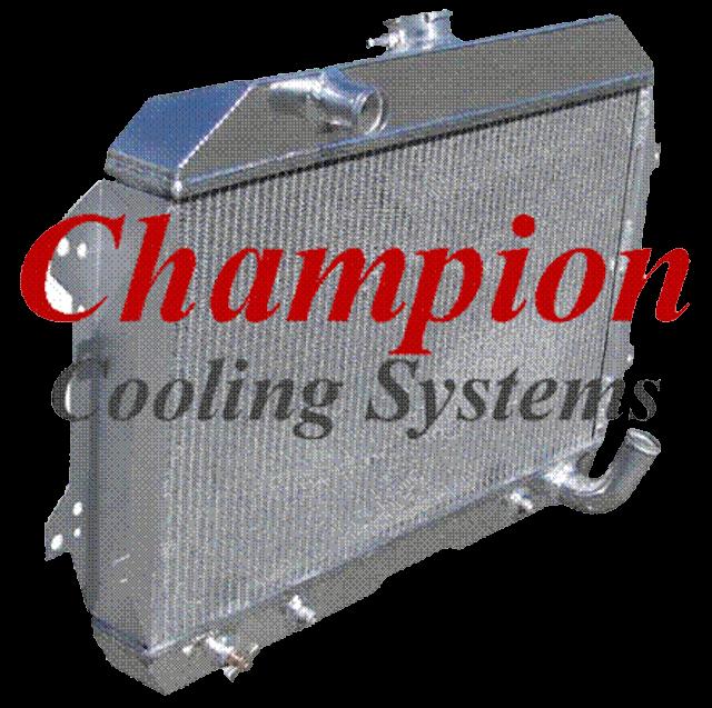 Aluminum Performance Radiator
