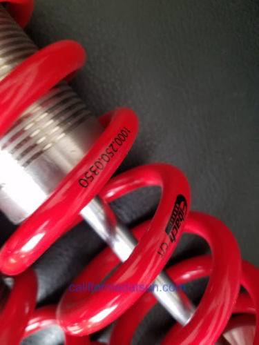 Coilovers for 510 REAR only