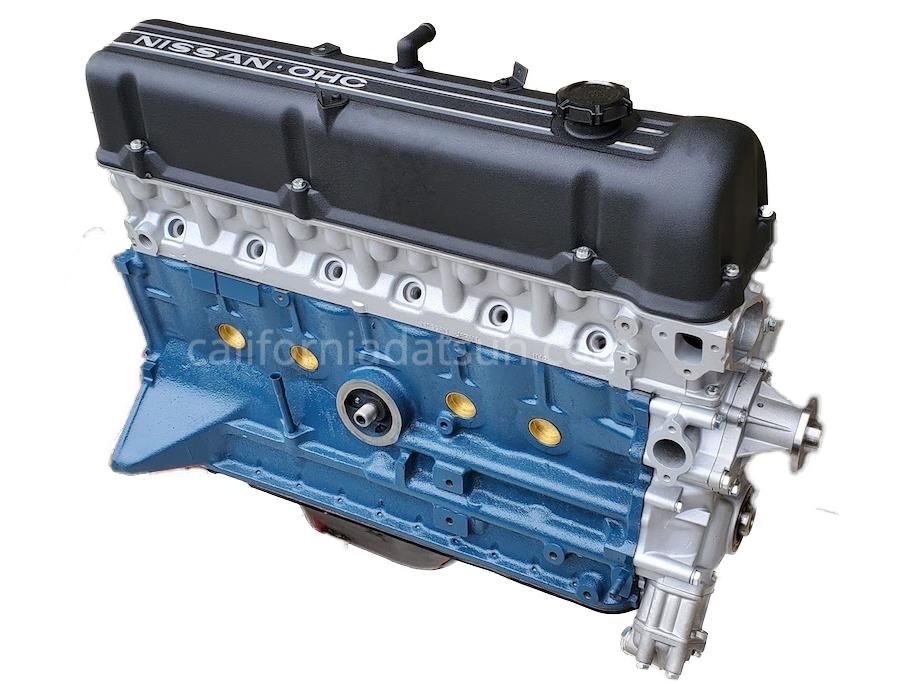 N42 Head L28 Flat Pistons Engine