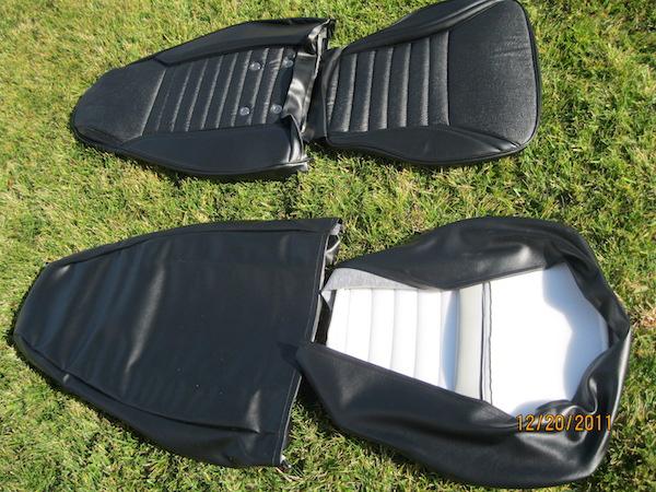 Seat Upholstery Kit | Interior