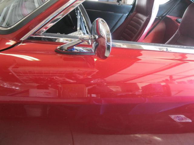 Chrome Door Mirrors
