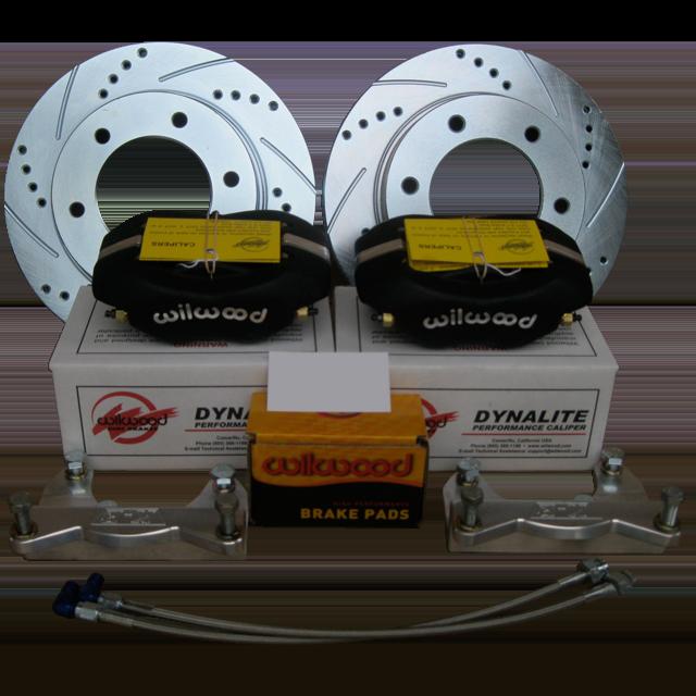 Brake Conversion/Upgrade Kits | Brakes