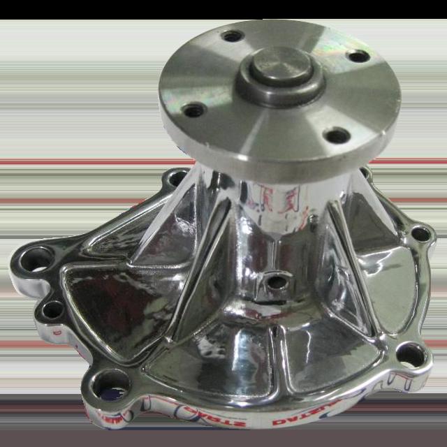 Polished Water Pump L16, L18, L20B