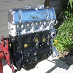 L20B U67 Rebuilt Long Block Engine