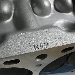 N42 Rebuilt OEM Cylinder Head