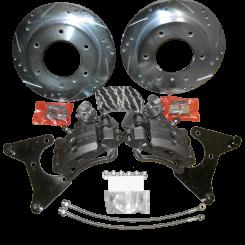 Rear Disc Brake Conversion Set