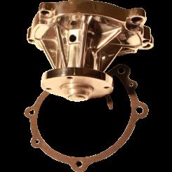 Polished Water Pump L24, L26. L28