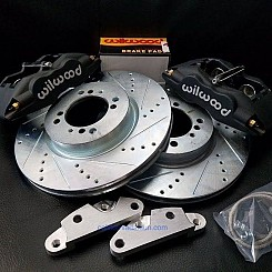 Front Wilwood Brake Kit (Stage 2- 240Z 260Z 280Z)
