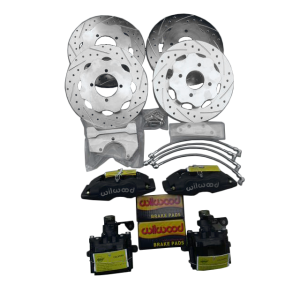 Front & Rear Wilwood Brake Kit (STAGE 3)