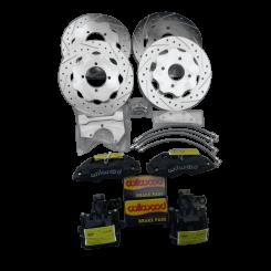 Front & Rear Wilwood Brake Kit (STAGE 3)